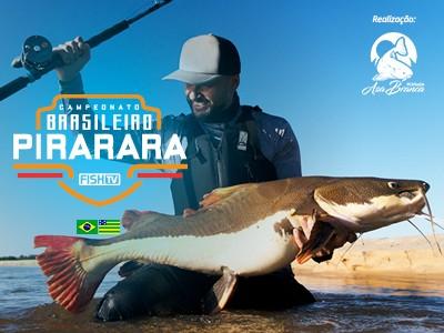 Vem aí o Campeonato Brasileiro de Pirarara