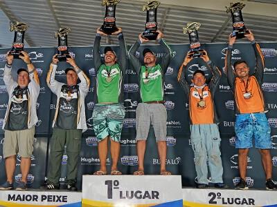 Conheça os últimos classificados para a final do Campeonato Brasileiro em Pesqueiros