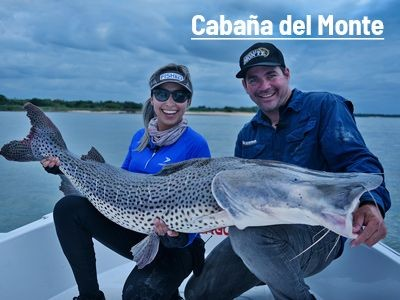 Cabaña Del Monte continua com a Fish TV