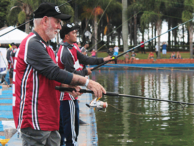 Joinville recebe a maior competição de pesca esportiva de SC