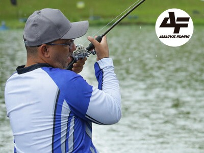 Campeonato Brasileiro e Albatroz Fishing começam parceria