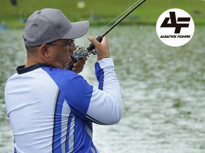 Campeonato Brasileiro e Albatroz Fishing começam parceria