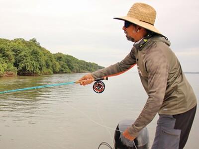 Pesca de Fly: aprenda a técnica para o arremesso perfeito