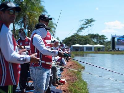 Uberlândia recebe etapa mineira do Campeonato Brasileiro em Pesqueiros