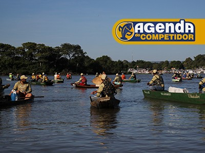 Os torneios de pesca que vão movimentar o fim de semana