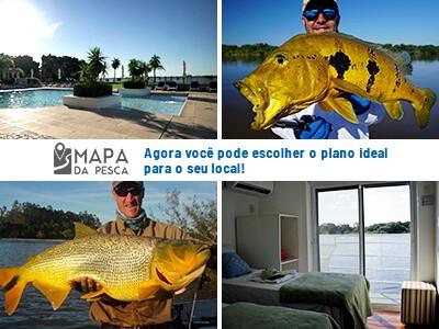 Seu empreendimento de pesca no Mapa da Pesca: seja um parceiro da Fish TV