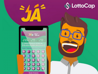 LottoCap: Concorra e se divirta