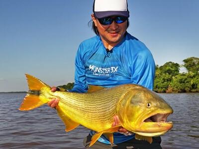 Como a vida real: a primeira competição de pesca esportiva que virará reality show