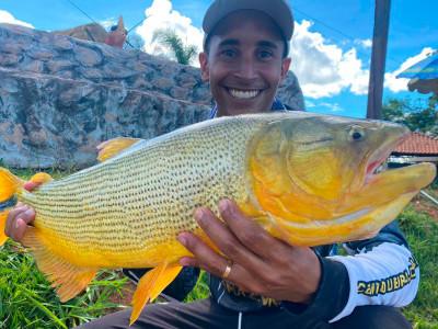 Pescar em Minas Gerais é garantia de peixe na linha