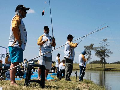 Montenegro sedia maior campeonato de pesca esportiva do RS