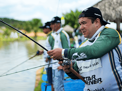 Campo Limpo de Goiás sedia maior campeonato de pesca esportiva de GO