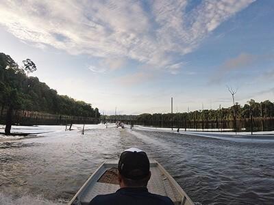 Pescaria boa é pescaria com muita ação?