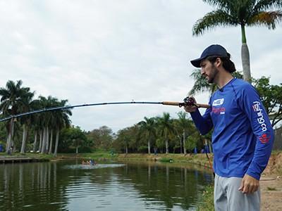 Pesqueiros do Brasil: conheça o apresentador da nova atração Fish TV