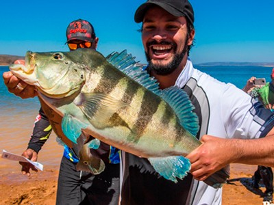 10º Torneio Nacional de Pesca Esportiva vai movimentar Três Marias