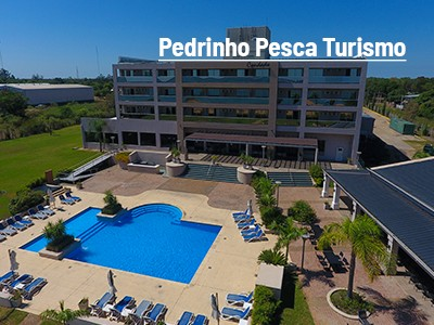 Pedrinho Pesca Turismo continua parceria com Fish TV