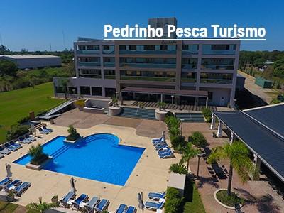 Pedrinho Pesca Turismo continua parceria com Fish TV
