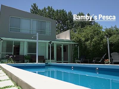 Bamby's Pesca continua com a Fish TV