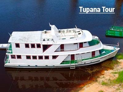 Tupana Tour começa parceria com Fish TV