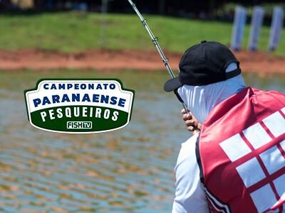 Campeonato Paranaense em Pesqueiros: acompanhe a transformação do Pesque e Pague Valle Verde