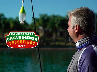 Sítio Três Lagoas passa por transformação para o Campeonato Catarinense em Pesqueiros