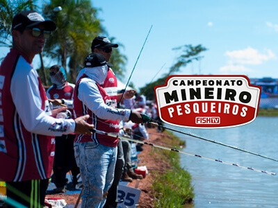 Conheça a arena de pesca do Campeonato Mineiro em Pesqueiros