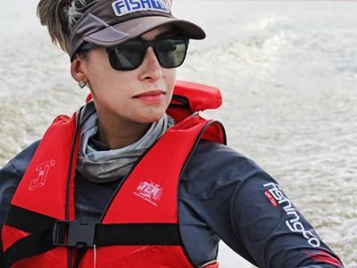 As 3 pescarias mais emocionantes de Laís Vanessa