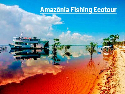 Amazônia Fishing Ecotour segue com a Fish TV