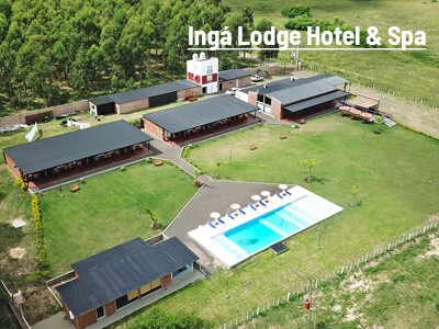 Ingá Lodge Hotel & Spa começa parceria com a Fish TV