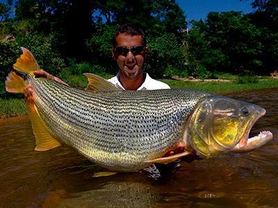 Inscrições abertas: 1º Campeonato de Dourado Gêmeos Pesca Esportiva
