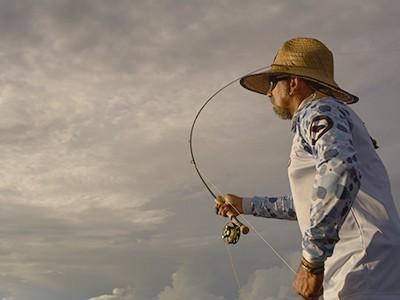 Você se considera um pescador de verdade?