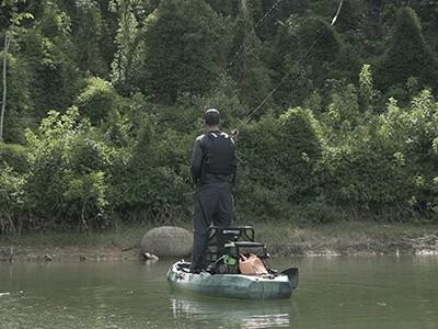 4 coisas que você precisa saber para sua pescaria de caiaque