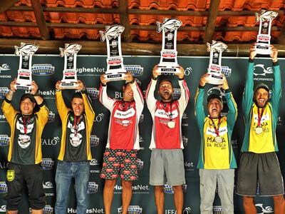 Campeonato Brasileiro em Pesqueiros: confira como foi a etapa mineira da competição