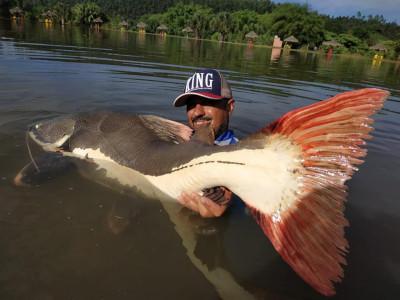 Pescaria goiana: destino certo de grandes pescadores
