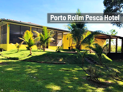 Mais uma parceria Fish TV: Porto Rolim Pesca Hotel