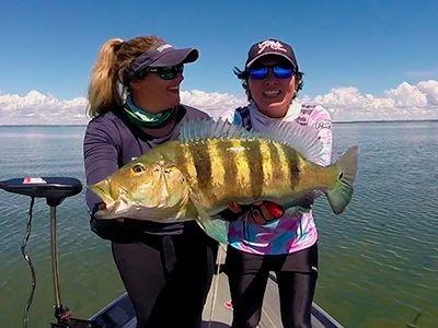 A pesca esportiva como atração turística