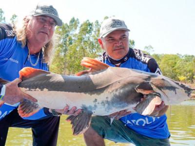 Campeonato Mineiro do CBP 3 quebra recordes com a etapa em que mais saiu peixe na história da competição