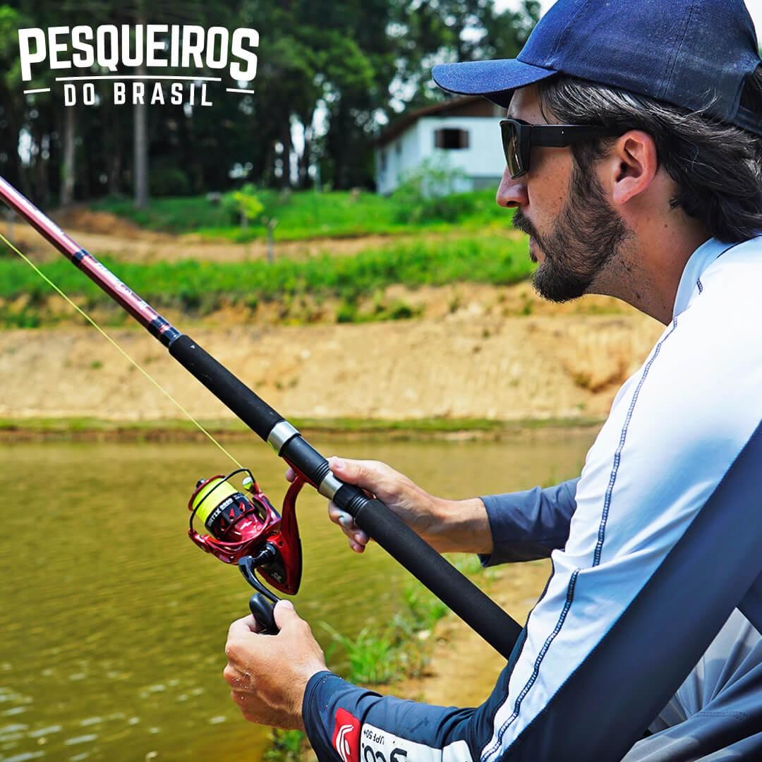 Pesqueiros do Brasil