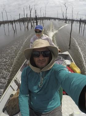 Capa do programa Turmas de Pesca na Fish TV