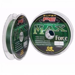 Foto de MULTIFILAMENTO MAX FORCE 8X - MARCA MARURI FISHING