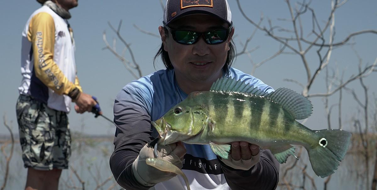 Pescaria Lawrence Serra da Mesa