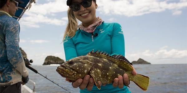Destinos Pescaria Colômbia Laís