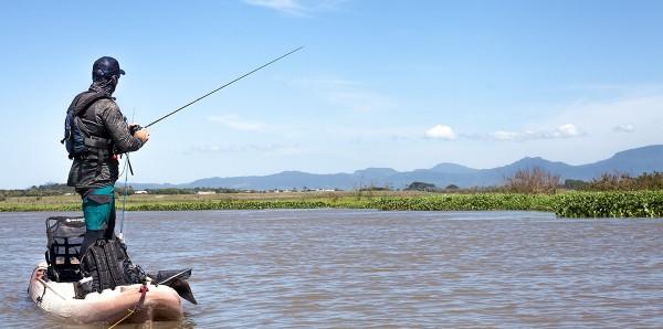 caiaque gaba pescaria litoral