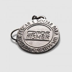 CHAVEIRO, FOR FISHER, PESCARIA, PESCAR