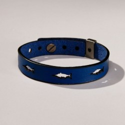 pulseira marlin for fisher azul