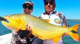 pousada pesca argentina