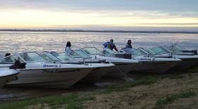 pousada redes pesca